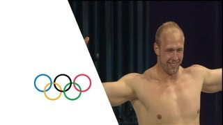 getlinkyoutube.com-Robert Harting (GER) Wins Discus Gold - London 2012 Olympics