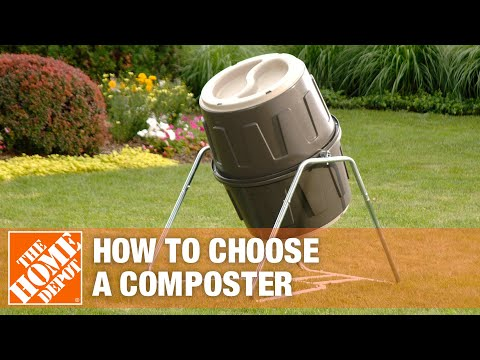 Click to learn how to choose the best composter for you.