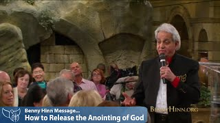 getlinkyoutube.com-Benny Hinn Sermons - How to Release the Anointing of God ?