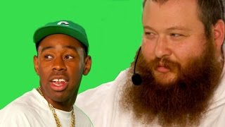 getlinkyoutube.com-Ancient Aliens with Tyler, The Creator - All Funny Moments [HD]