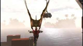 getlinkyoutube.com-(Pteranodon) Primal Carnage: TDM - The Docks W/ Live Commentary