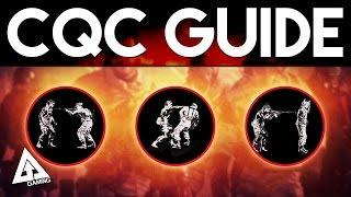 getlinkyoutube.com-Metal Gear Solid 5 The Phantom Pain CQC Guide