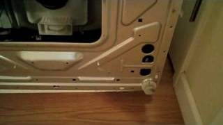getlinkyoutube.com-Front Load Washer Pedestal Cheap Trick Save Money - Samsung WF220ANW
