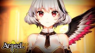 getlinkyoutube.com-Arpiel 2.0 - Hanna Golden Eagle (New Character) - Creation/Intro/Tutorial - F2P - KR
