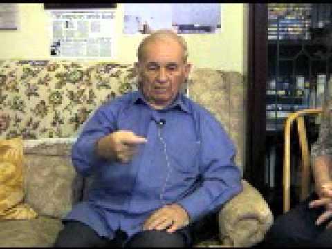 UFO Contactee Ernie Sears... Abductee ...Healer -Q-P0CjUHNNY