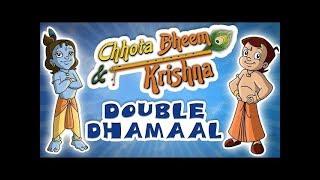 getlinkyoutube.com-Chhota Bheem aur Krishna - Double Dhamaal