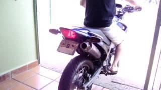 getlinkyoutube.com-nx falcon com escapamento yoshimura