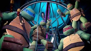 getlinkyoutube.com-Las tortugas Ninja: El ascenso de las tortugas   Peliculas de animacion