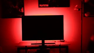 getlinkyoutube.com-RGB LED TV Backlight Install How-To