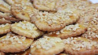 getlinkyoutube.com-صابلي ب الكراميل لذيذ و هشيش و ب كمية كتيرة /صابلي حلويات خديجة