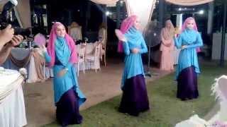 getlinkyoutube.com-Tarian di Majlis Perkahwinan ( Lagu Nirmala - Siti Nurhaliza )