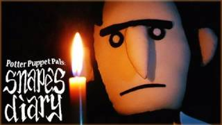 getlinkyoutube.com-Potter Puppet Pals: Snape's Diary