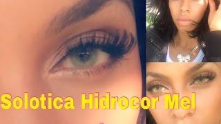 New!Solotica Hidrocor Mel New Opacity 2015 FULL REVIEW & Information