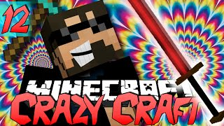 Minecraft CRAZY CRAFT 2.0 | New Insane Weapon [12]