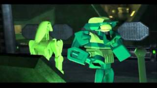 getlinkyoutube.com-Lego Star Wars 3 Walkthrough - Part 10 - Jedi Crash (Story Mode)