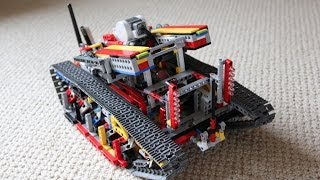 getlinkyoutube.com-Arduino Lego Tank