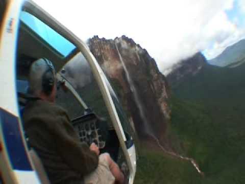 BASE JUMPING  :::  APEX BASE  :::  ANGEL FALLS VENEZUELA 2008