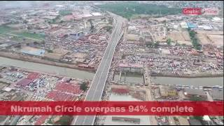 getlinkyoutube.com-Nkrumah circle overpass - 94 % complete
