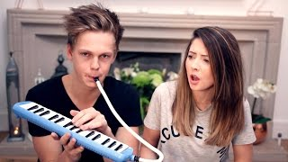 FUNNY BLOOPERS WITH ZOELLA