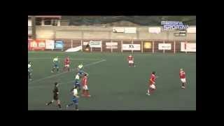 Tiger Brolo-Neapolis 0-1 (19^ giornata Serie D)