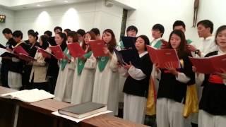 getlinkyoutube.com-2012_1027 박청일 신부님 영명축일 청년부 축가