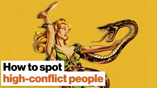 High-conflict People
