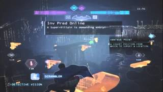 getlinkyoutube.com-Batman Arkham Origins Online Hero Gameplay: Dick Grayson vs The Joker
