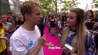 getlinkyoutube.com-Olli bei den VideoDays 2015 Köln - Best Of Red Carpet Part1