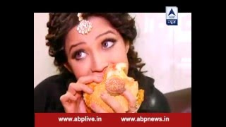 getlinkyoutube.com-Naagin: Sesha drools over spicy food