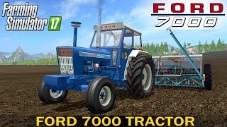 Farming Simulator 17 FORD 7000 TRACTOR