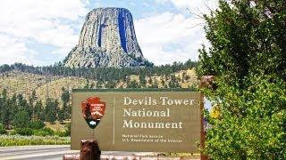getlinkyoutube.com-RV TRIP TIP: Devils Tower National Monument