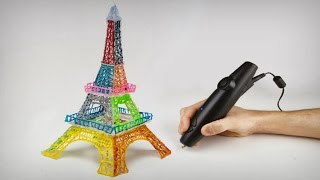 getlinkyoutube.com-Top 4   3D Printing Pens You Must  Have