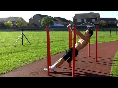 Calisthenics Tutorial for Beginners Part 2 - How to do Pull Ups