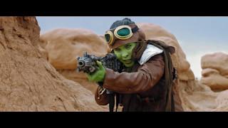 Han Solo Behind The Scenes