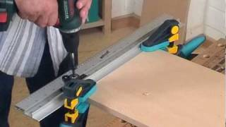getlinkyoutube.com-wolfcraft Dowelling jig - Product Trainer (GB)