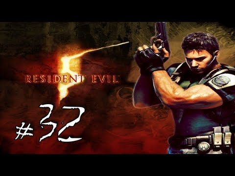 Resident Evil 5 Walkthrough / Gameplay with LazyCanuckk Part 32 - Wesker and Jill