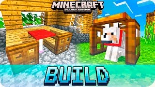 getlinkyoutube.com-Minecraft PE 1.0 - 🔹5 Cool Things to Build in The End Update! MCPE 1.0 / 0.17.0 Building Ideas