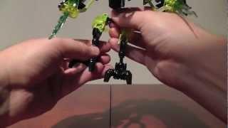 getlinkyoutube.com-LEGO HERO FACTORY 6201 TOXIC REAPA