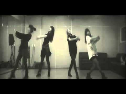 120221 Miss A - Touch Dance Practice (Full Ver.)