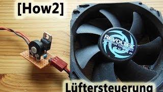 getlinkyoutube.com-[How2] Lüftersteuerung selbst gebaut!