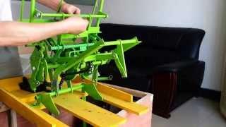 getlinkyoutube.com-Alat Tanam Padi Manual/Manual Rice Transplanter