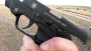getlinkyoutube.com-S&W Bodyguard 380:  Shooting Impressions