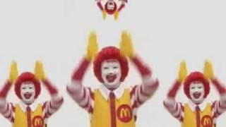 getlinkyoutube.com-Ronald McDonald insanity