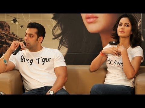 Meet 'n' Greet  with Salman Khan & Katrina Kaif  - Ek Tha Tiger