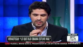 getlinkyoutube.com-Eduardo Verástegui  Matrimonio es entre hombre y mujer lo otro llámalo chulimonio. CNN en Español