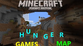 getlinkyoutube.com-[MCPE 0.16.1] 4K SUBS BIRD MOUNTAIN HUNGER GAMES MAP ! 10 PLAYERS |  IPODZGAMING