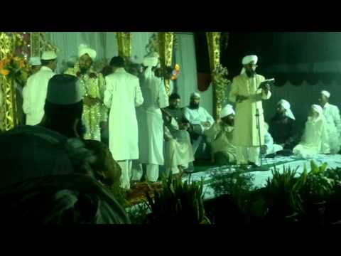tarana e sehra of alhaj sayyed yasin ahmed recited by alhaj qari rizwan khan sahab