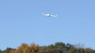 getlinkyoutube.com-Raptor Aircraft Model First Flight