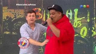 getlinkyoutube.com-¡Tremenda batalla de rap en vivo! - Peligro Sin Codificar