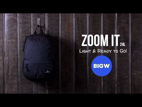 Caribee Zoom I.T. Backpack 24L - Assorted*